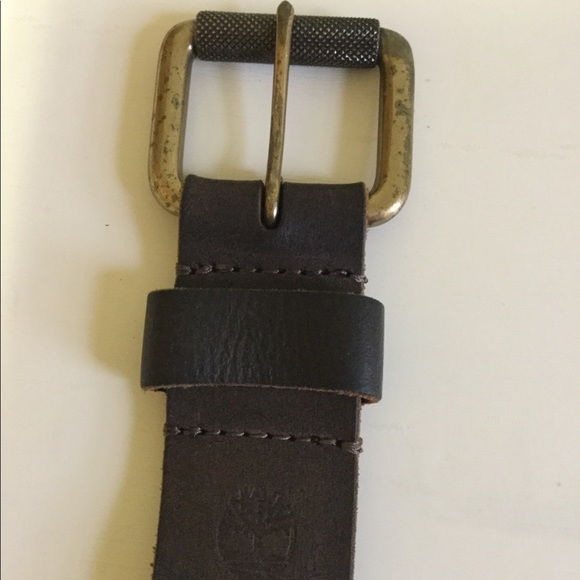 Timberland Other - Timberland Leather Mens Belt